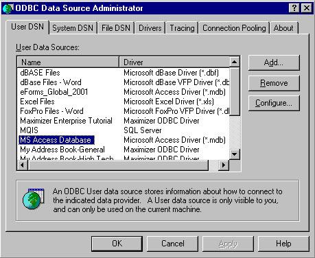Clipper ODBC driver for Clipper - handling ntx files